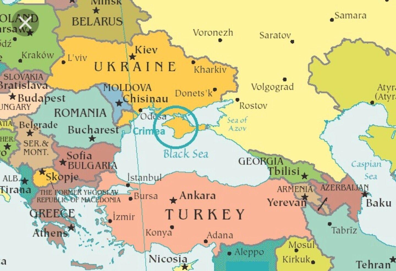 Karta Lander I Europa.Kort Moldavien Omgivande Lander Karta Av Moldavien Och Omgivande